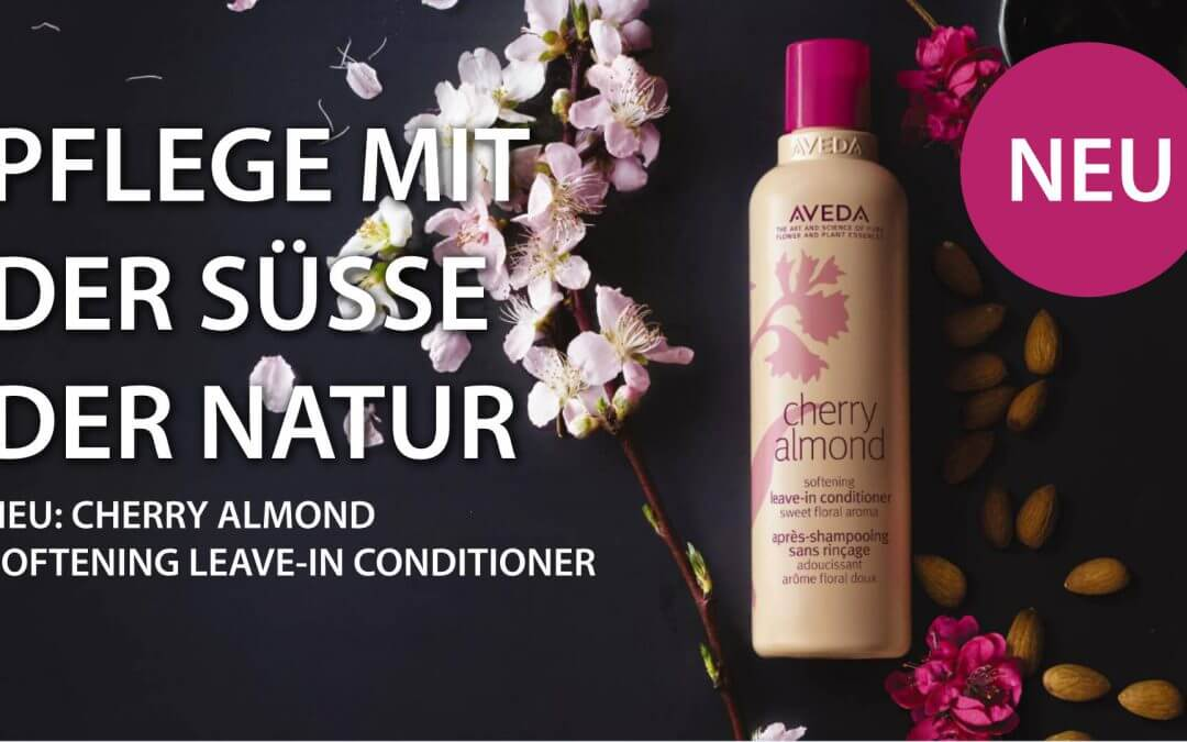 CHERRY ALMOND – Softening Leave-in Conditioner